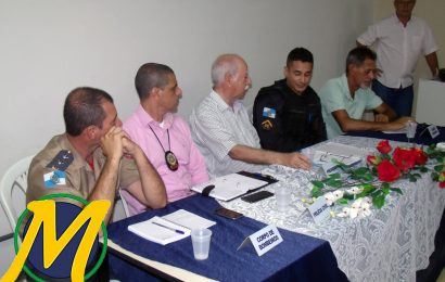 REUNIÃO ORDINÁRIA DO CCS-SPA