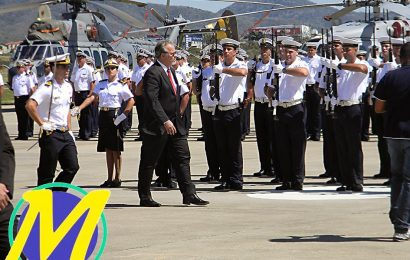 100º Aniversário da Aviação Naval – Cerimônia Militar