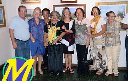 Exposição em São Pedro da Aldeia celebra 10 anos da Academia de Letras e Artes da Região dos Lagos