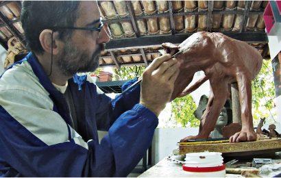 Obra de Rodrigo Pedrosa vai parar nos Tribunais