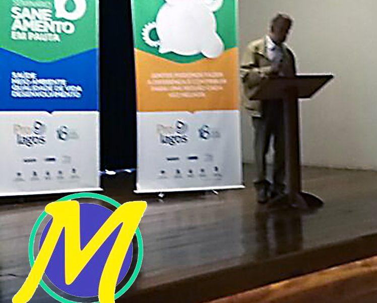 Seminário discute os caminhos e propostas para o saneamento básico