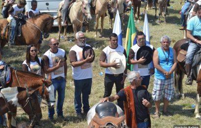Cerca de cinco mil cavaleiros na 24ª Cavalgada da Independência
