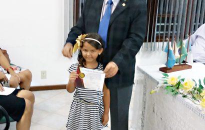 Rotary Clube de São Pedro da Aldeia Homenageia o Mensageiro dos Lagos (Jornal e Portal)
