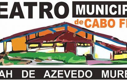 Oficinas de Circo, Teatro e Violão no Teatro de Cabo Frio