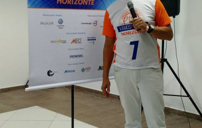 Miguel Angelo da Luz Realiza palestra para o Grupo Horizonte