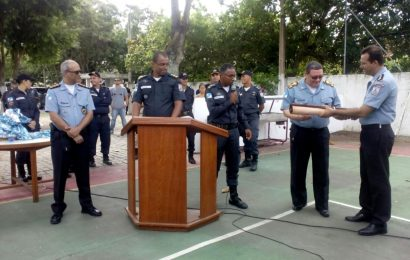 Polícia Militar Homenageia os Melhores do Trimestre do 25º BPM