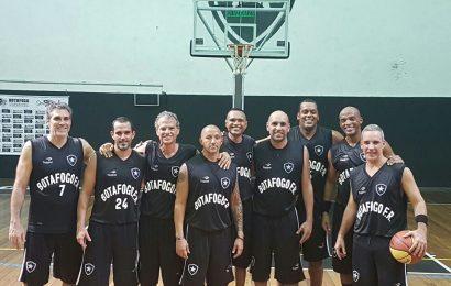 Nesse FDS Aconteceu um Jogão de Basquetebol com os Master!!