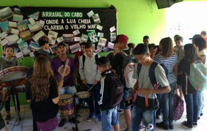"""Projeto """"Cabista em Movimento"""": Esporte e Cultura para Alunos de Arraial do Cabo"""