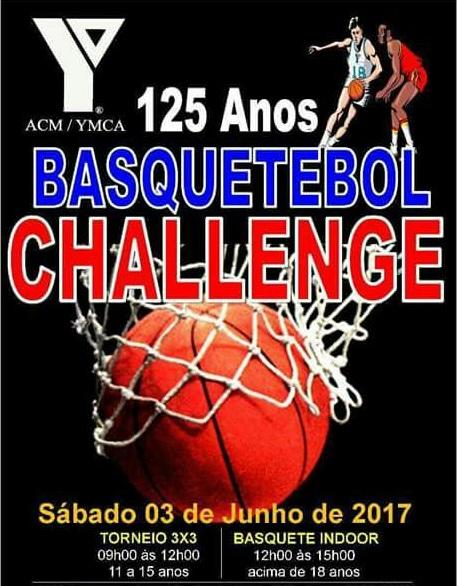 Challenge Internacional São Paulo 3×3 em São Bernardo