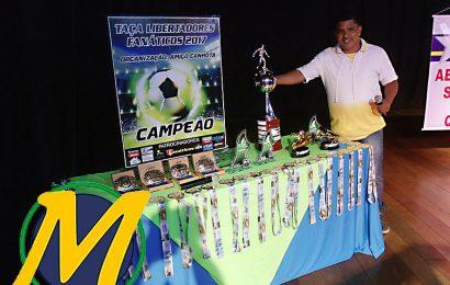TAÇA LIBERTADORES FANÁTICOS 2017
