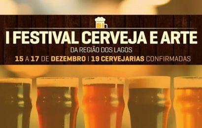 I Festival Cerveja e Arte da Região dos Lagos será em Cabo Frio