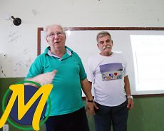 SECRETÁRIO DE SAÚDE PRESTA CONTAS NO 2º DISTRITO