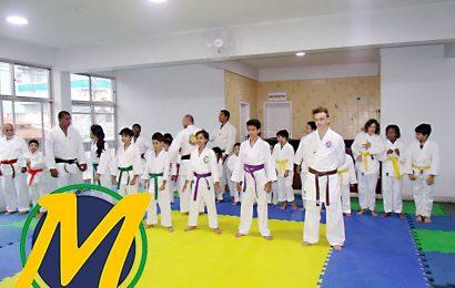 TORNEIO INTERNO DE KARATÊ DO TAMOYO EC
