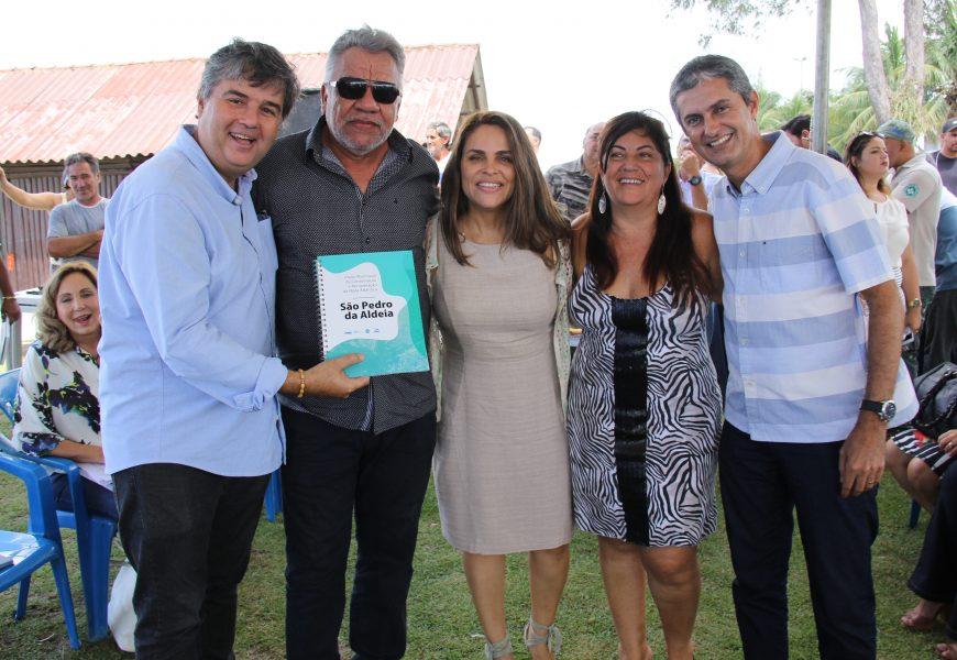 Deputado André Corrêa participa de entrega de Planos Municipais de Mata Atlântica