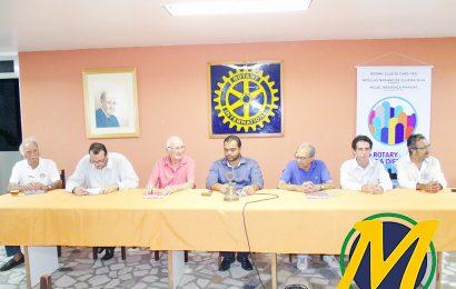ROTARY CLUBE DE SÃO PEDRO DA ALDEIA REALIZA PALESTRA SOBRE INTERCÂMBIO NO CLUBE DE CABO FRIO