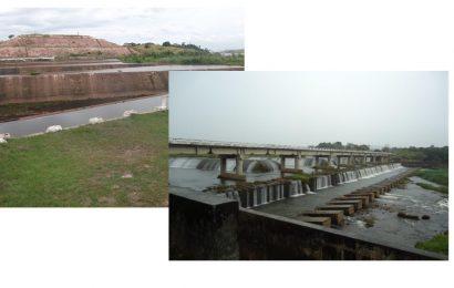 Barragem de Juturnaíba 4 – A barragem