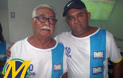 CLUBE DOS VINTE PESCADORES COMEMORA SEU 40º ANIVERSÁRIO