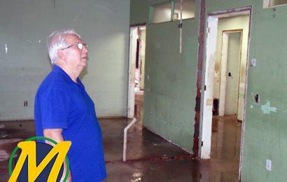 20 ANOS DEPOIS HOSPITAL CENTRAL DE ARRAIAL DO CABO RECEBE REFORMAS DE INFRAESTRUTURA