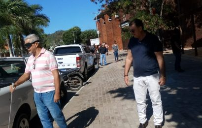 PREFEITURA DE ARRAIAL DO CABO E FIRJAN-RJ VÃO REFORMAR CALÇADAS NA CIDADE