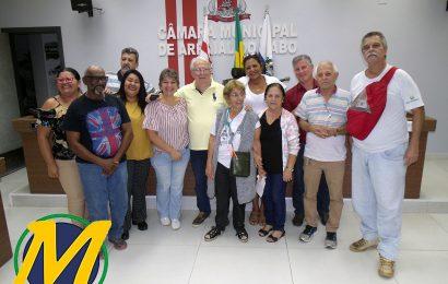 SAÚDE DE ARRAIAL DO CABO PRESTA CONTAS Á POPULAÇÃO