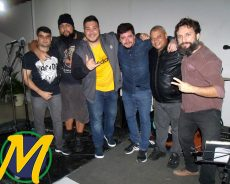 ROCK IN NIGHT – CR GAIVOTA RECEBE O MELHOR DO ROCK & ROLL