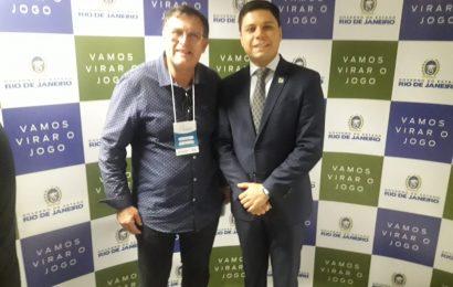 ARRAIAL DO CABO MARCA PRESENÇA EM FÓRUM ESTADUAL PARA DESENVOLVIMENTO