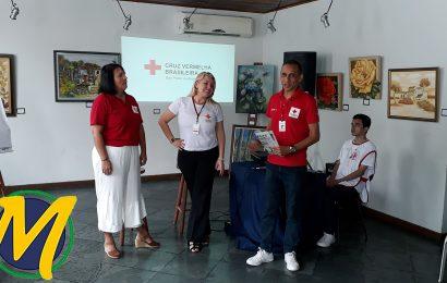 Cruz Vermelha faz roda de conversa em São Pedro da Aldeia