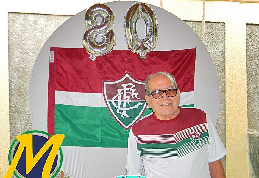 JOEDES FREITAS – 80 ANOS DE SUCESSO