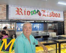 Reinauguração da Padaria Rio Lisboa