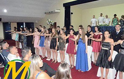 FORMATURA DO 9º ANO DA ESCOLA ALMIRANTE CARNEIRO RIBEIRO