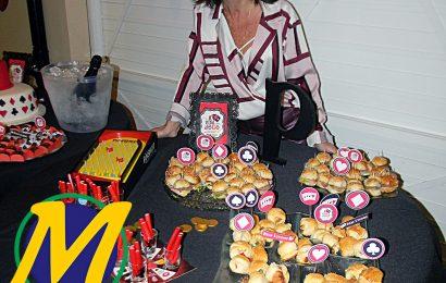 Priscila Sanchez comemora seu Niver no PUB 47