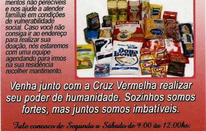 A CRUZ VERMELHA DE SÃO PEDRO DA ALDEIA PRECISA DA SUA AJUDA!!!!