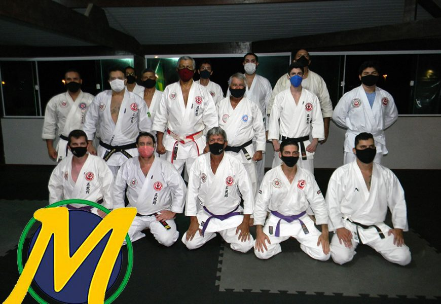 Shihan Pereira Realiza sua Aula Inaugural no CT Arena Fight