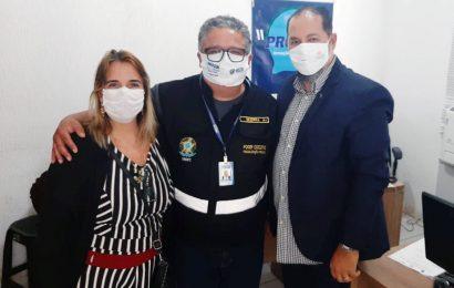 """PRESIDENTE DA CDL BÚZIOS E PROCON SE REÚNEM EM BUSCA DAS """"BOAS PRÁTICAS"""" NO COMÉRCIO"""